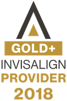 Invisalign-2018-gold-plus About Dr. Davis  - Braces in Bentonville and Rogers Arkansas - Smith and Davis Orthodontics